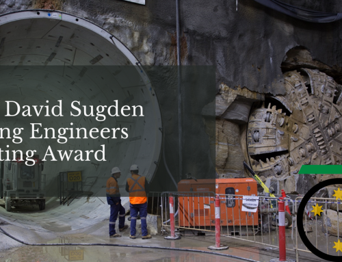 Entries open for 2018 David Sugden Award