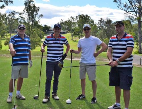 More than $10k raised at QLD Golf Day