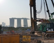 singapore-tunnelling