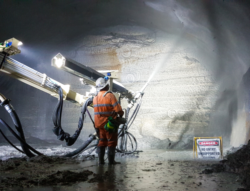 AuSS NSW – Shotcrete: Lessons from Recent Sydney Tunnels – 3 December