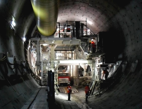ATS QLD – Tunnels & Tunnel Boring Machines, Transportation Infrastructure and the future of Engineering – 3 September 2018