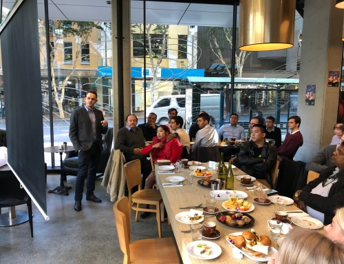 QLD ATS Young Members Networking Breakfast
