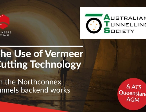 ATS QLD – The Use of Vermeer Cutting Technology – 26 November 2018