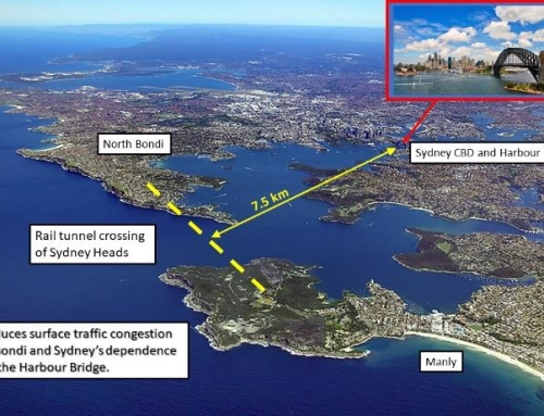 ATS/AGS Joint Technical Presentation – A Sydney Heads Rail Tunnel – 20 February