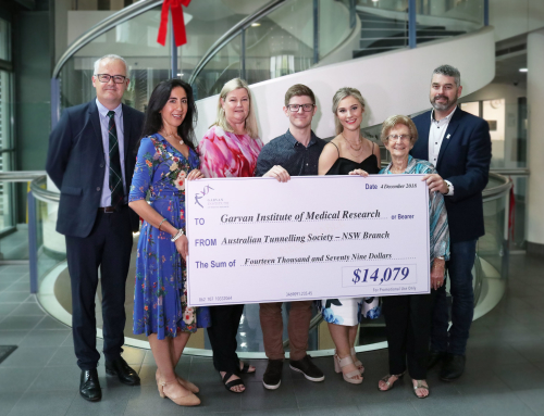 ATS NSW Golf Day – Proceeds Donated to Garvan Institute