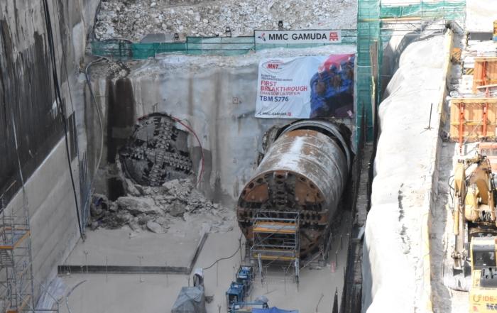 Kuala Lumpur MRT Tunnels