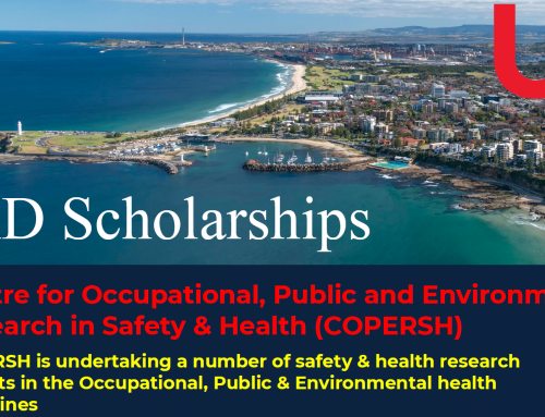 Crystalline Silica PhD Scholarship Opportunity