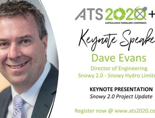 Keynote Speech | Snowy 2.0 Project Update