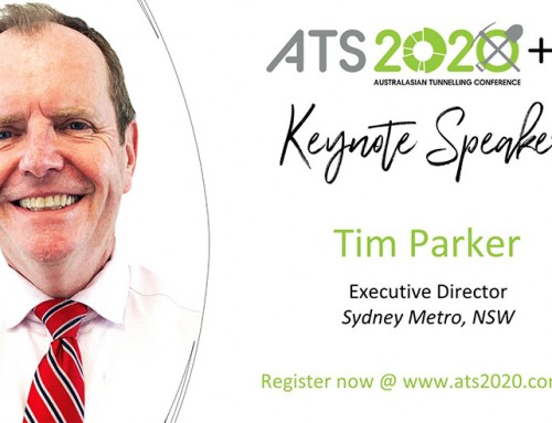 Executive Director of Sydney Metro To Give Keynote Speech